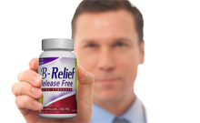 B-Relief®-Extra-strength Baker's Cyst Treatment INFO: bakerstreatment.com